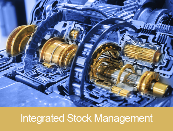 Integrated Stock Management