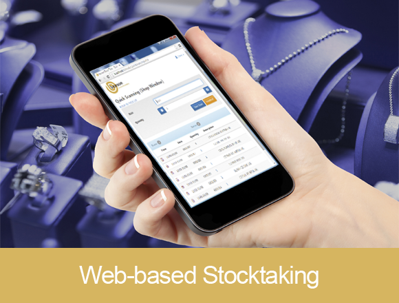 Web-based Stocktaking